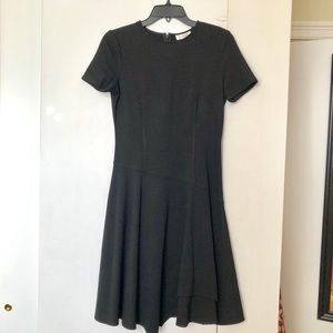 Eliza J basic knit dress
